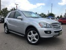 Used 2008 Mercedes-Benz ML-Class 3.0L CDI for sale in Mississauga, ON