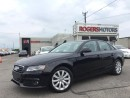 Used 2012 Audi A4 2.0T QTRO - LEATHER - SUNROOF for sale in Oakville, ON