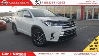 Used 2017 Toyota Highlander XLE | ALLOYS | NAVI | ONLY 11459KM | WHY BUY NEW for sale in St Catharines, ON
