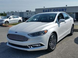 Used 2017 Ford Fusion SE, Back Up Cam, Leather, NAV, Roof for sale in Scarborough, ON