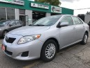 Used 2010 Toyota Corolla CE for sale in Waterloo, ON
