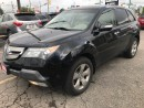 Used 2009 Acura MDX Elite Pkg for sale in Waterloo, ON