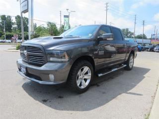 Used 2015 Dodge Ram 1500 Sport - Hemi, 4x4, GPS, Sunroof for sale in London, ON