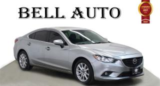 Used 2014 Mazda MAZDA6 GS BACK UP CAMERA BLUETOOTH for sale in North York, ON