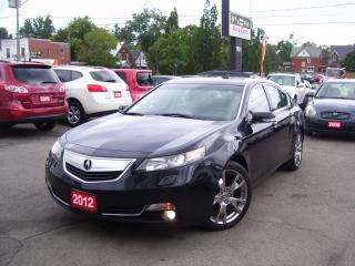 Used 2012 Acura TL Elite Pkg,Fully loaded for sale in Kitchener, ON
