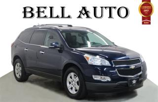 Used 2011 Chevrolet Traverse 2LT AWD LEATHER SUNROOF 7PASSANGER for sale in North York, ON