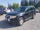 Used 2008 Ford Escape LIMITED LEATHER SUNROOF 4WD NAVIGATION LOADED for sale in Gormley, ON