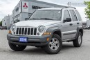 Used 2006 Jeep Liberty 4dr LIMITED for sale in Mississauga, ON