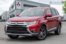 Used 2016 Mitsubishi Outlander PREMIUM | LEATHER | SUNROOF| CLEAN CARPROOF | for sale in Mississauga, ON