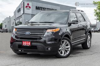 Used 2014 Ford Explorer Limited | NAVI | LEATHER | ROOF | CLEAN CARPROOF for sale in Mississauga, ON