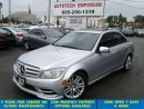 Used 2011 Mercedes-Benz C-Class C250 4MATIC for sale in Mississauga, ON