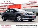 Used 2012 Honda Civic LX | LOW KM! | ONLY $11, 500 + TAXES! for sale in Scarborough, ON
