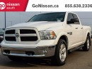 Used 2013 Dodge Ram 1500 HEMI, 4X4, QUAD CAB for sale in Edmonton, AB