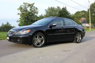 Used 2008 Acura RL w/Elite Pkg for sale in Oshawa, ON