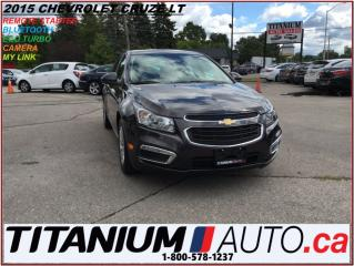 Used 2015 Chevrolet Cruze LT+Camera+Keyless Remote Starter+BlueTooth+My Link for sale in London, ON