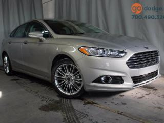 Used 2015 Ford Fusion SE for sale in Edmonton, AB