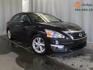 Used 2015 Nissan Altima SL / Sunroof / Rear Back Up Camera for sale in Edmonton, AB