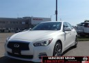 Used 2015 Infiniti Q50 Premium |AWD|Leather|Navi|Sunroof| for sale in Scarborough, ON
