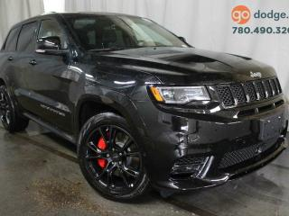 Used 2017 Jeep Grand Cherokee SRT 4x4 for sale in Edmonton, AB