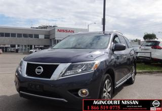 Used 2013 Nissan Pathfinder SL|Leather|Camera|Heated Seats| for sale in Scarborough, ON