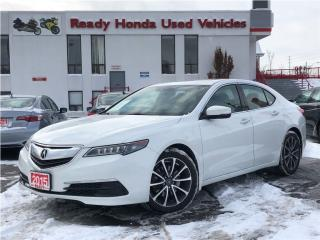 Used 2015 Acura TLX V6 Tech - Leather - Navi - Moon Roof for sale in Mississauga, ON