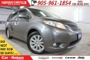 Used 2014 Toyota Sienna XLE| LIMITED PKG| ALL-WHEEL-DRIVE| FULLY LOADED| for sale in Mississauga, ON