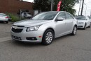 Used 2012 Chevrolet Cruze LT Turbo w/1SA.Carproof Clean.Warranty available for sale in Brampton, ON