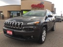 Used 2016 Jeep Cherokee North 4X4 V6 TOW PKG PUSH START H-TED WHEL & SEATS for sale in Scarborough, ON