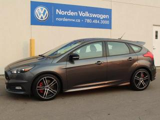 Used 2016 Ford Focus ST 6spd for sale in Edmonton, AB