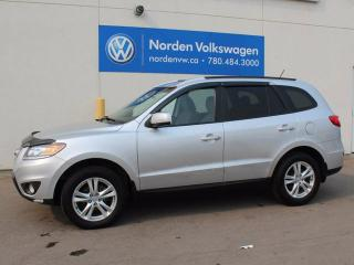 Used 2012 Hyundai Santa Fe GL Premium for sale in Edmonton, AB
