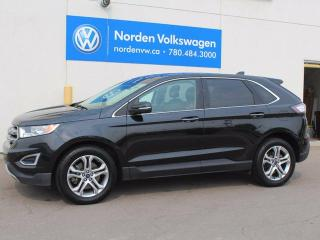 Used 2015 Ford Edge Titanium for sale in Edmonton, AB