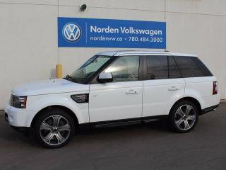 Used 2012 Land Rover Range Rover SPORT SUPERCHARGED for sale in Edmonton, AB