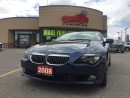 Used 2008 BMW 6 Series 650i for sale in Scarborough, ON