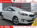 Used 2015 Kia Rondo LX 7-Seater | 1 OWNER | CLEAN CARPROOF | for sale in Georgetown, ON