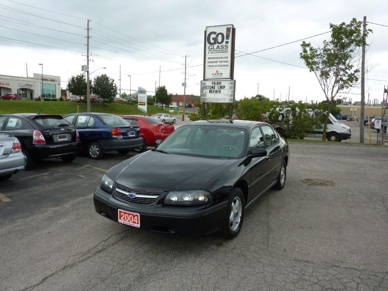 Photo of Black 2004 Chevrolet Impala