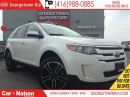 Used 2014 Ford Edge SEL| NAVI | LEATHER TRIM | PANO ROOF|BACK UP CAM for sale in Georgetown, ON