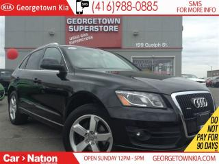 Used 2011 Audi Q5 3.2 Premium | NAVI | PANO ROOF | BACK UP CAM | AWD for sale in Georgetown, ON