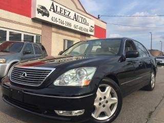 Used 2004 Lexus LS 430 for sale in North York, ON