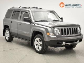 Used 2012 Jeep Patriot LIMITED for sale in Edmonton, AB