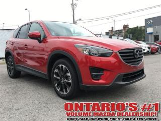 Used 2016 Mazda CX-5 GT AWD, TECH PKG-TORONTO for sale in North York, ON