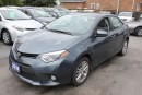 Used 2014 Toyota Corolla LE Sunroof Alloy Wheels Bluetooth for sale in Brampton, ON