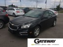 Used 2015 Chevrolet Cruze 2LT for sale in Brampton, ON