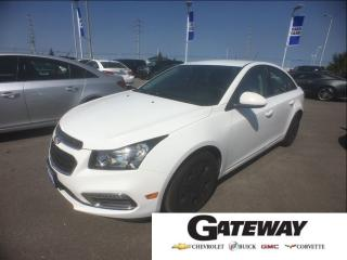 Used 2016 Chevrolet Cruze LT 1LT| * BLUE TOOTH * for sale in Brampton, ON