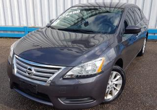 Used 2015 Nissan Sentra 1.8 SV *6-SPEED* for sale in Kitchener, ON