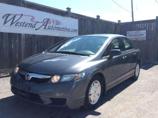 Used 2009 Honda Civic DX-G for sale in Stittsville, ON