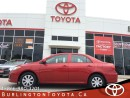 Used 2013 Toyota Corolla CE UPGRADE for sale in Burlington, ON