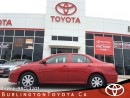Used 2013 Toyota Corolla CE UPGRADE for sale in Burlington, ON