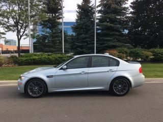 Used 2008 BMW M3 M3 SEDAN for sale in Concord, ON