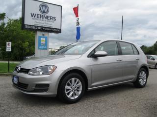 Used 2016 Volkswagen Golf TRENDLINE+ for sale in Cambridge, ON