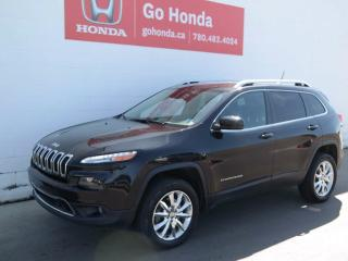 Used 2014 Jeep Cherokee Limited for sale in Edmonton, AB